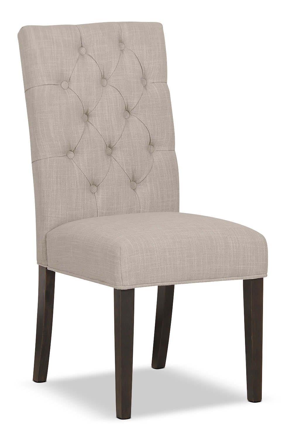 Dining Room Furniture - Caroline Side Chair – Ivory
