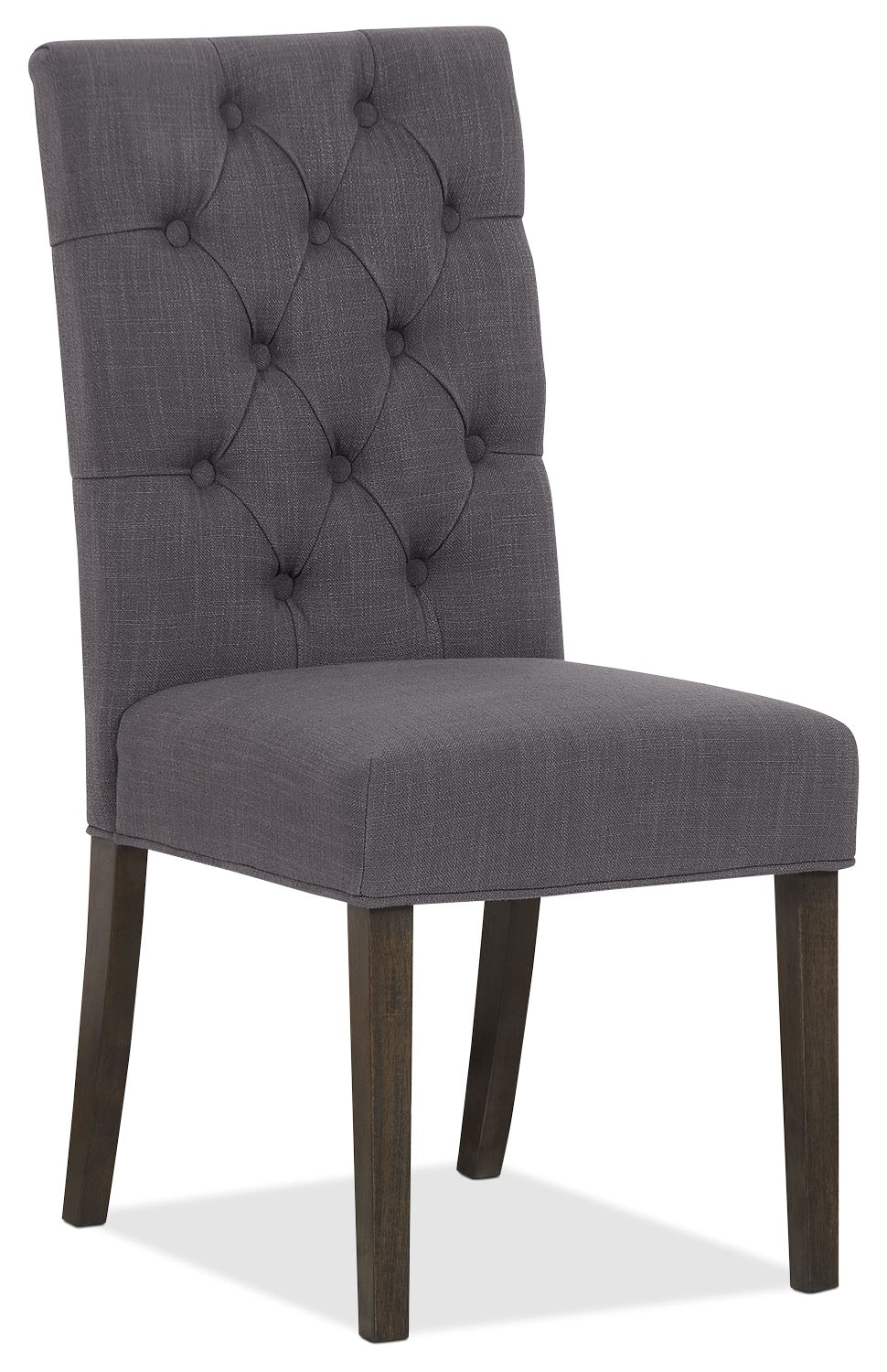 Dining Room Furniture - Caroline Side Chair – Grey
