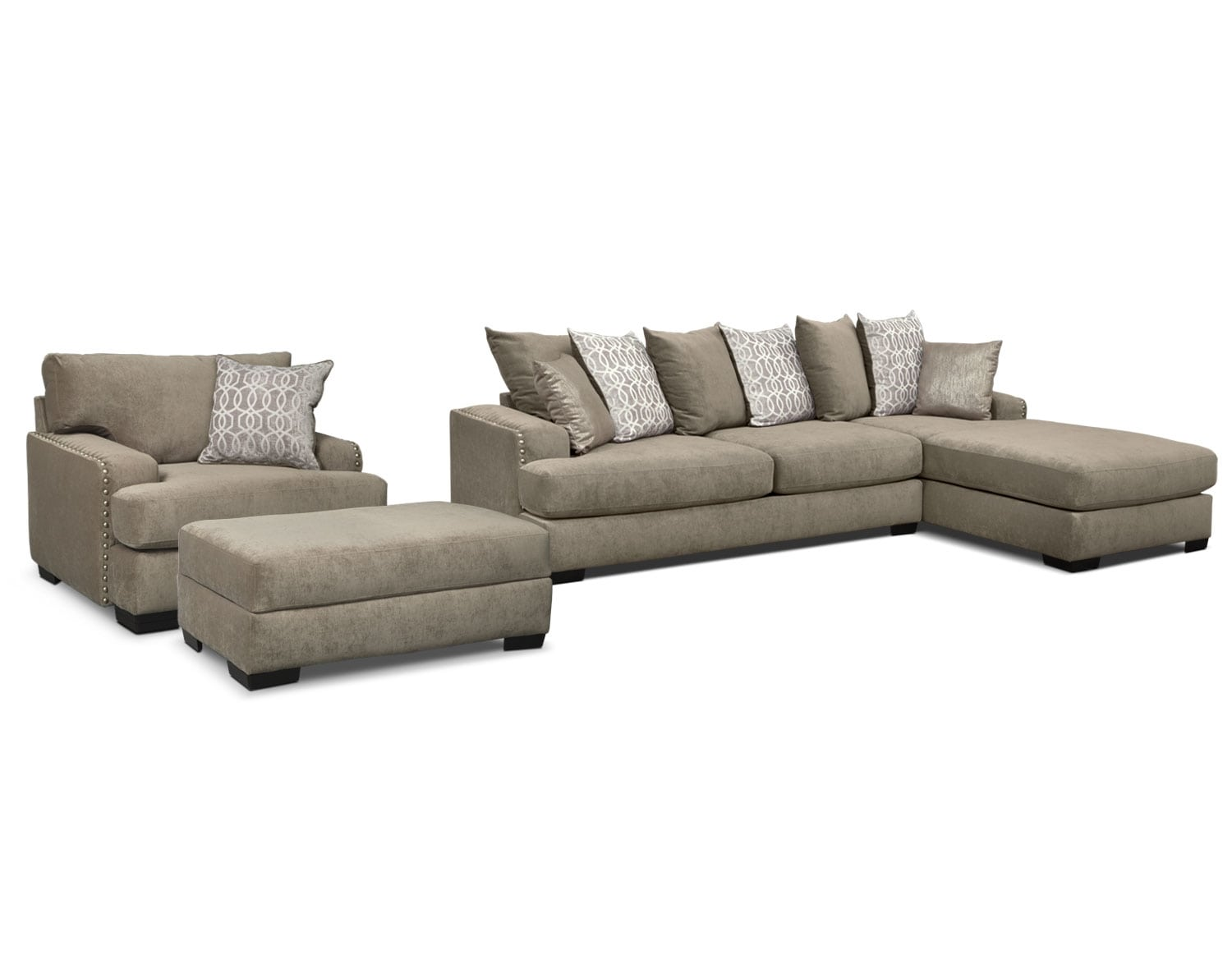 [The Tempo Sectional Living Room Collection]