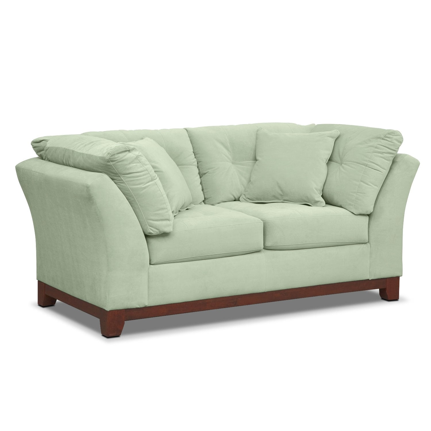 [Solace Spa Loveseat]