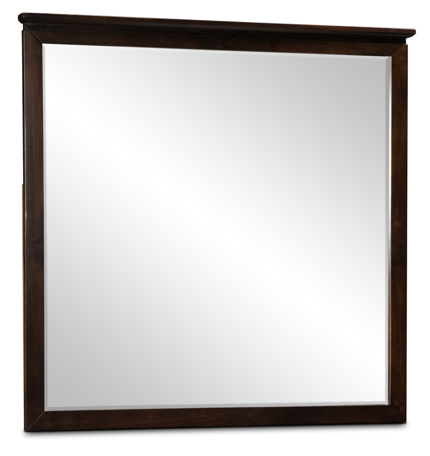 Kids Furniture - Chadwick Mirror - Espresso
