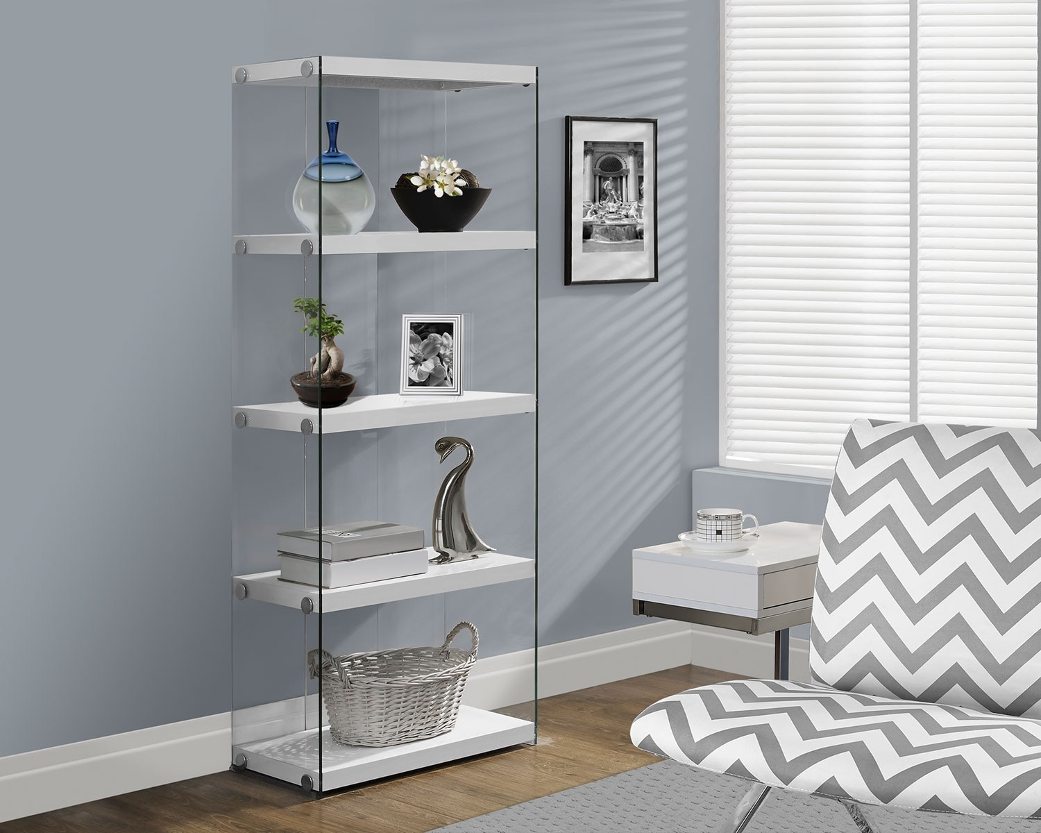 Online Only - Calais Bookcase