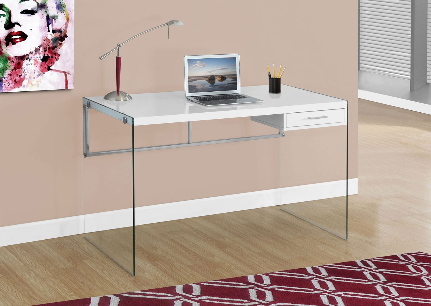 Home Office Furniture - Online Only - Jarren Computer Desk