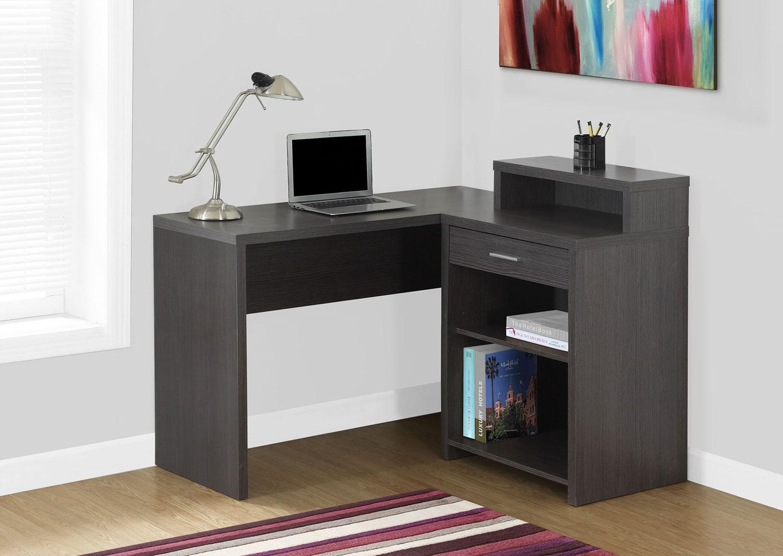 Online Only Nicholas Corner Desk Leons