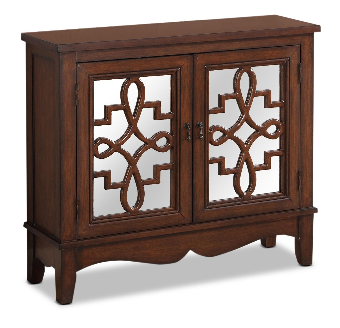 Accent and Occasional Furniture - Paloma Accent Chest