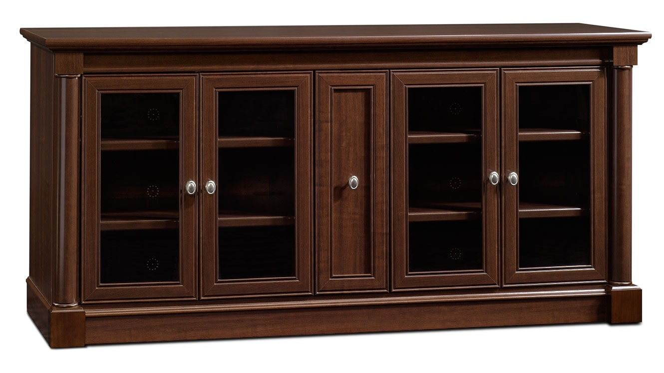"Entertainment Furniture - Palladia 70"" TV Stand – Select Cherry"