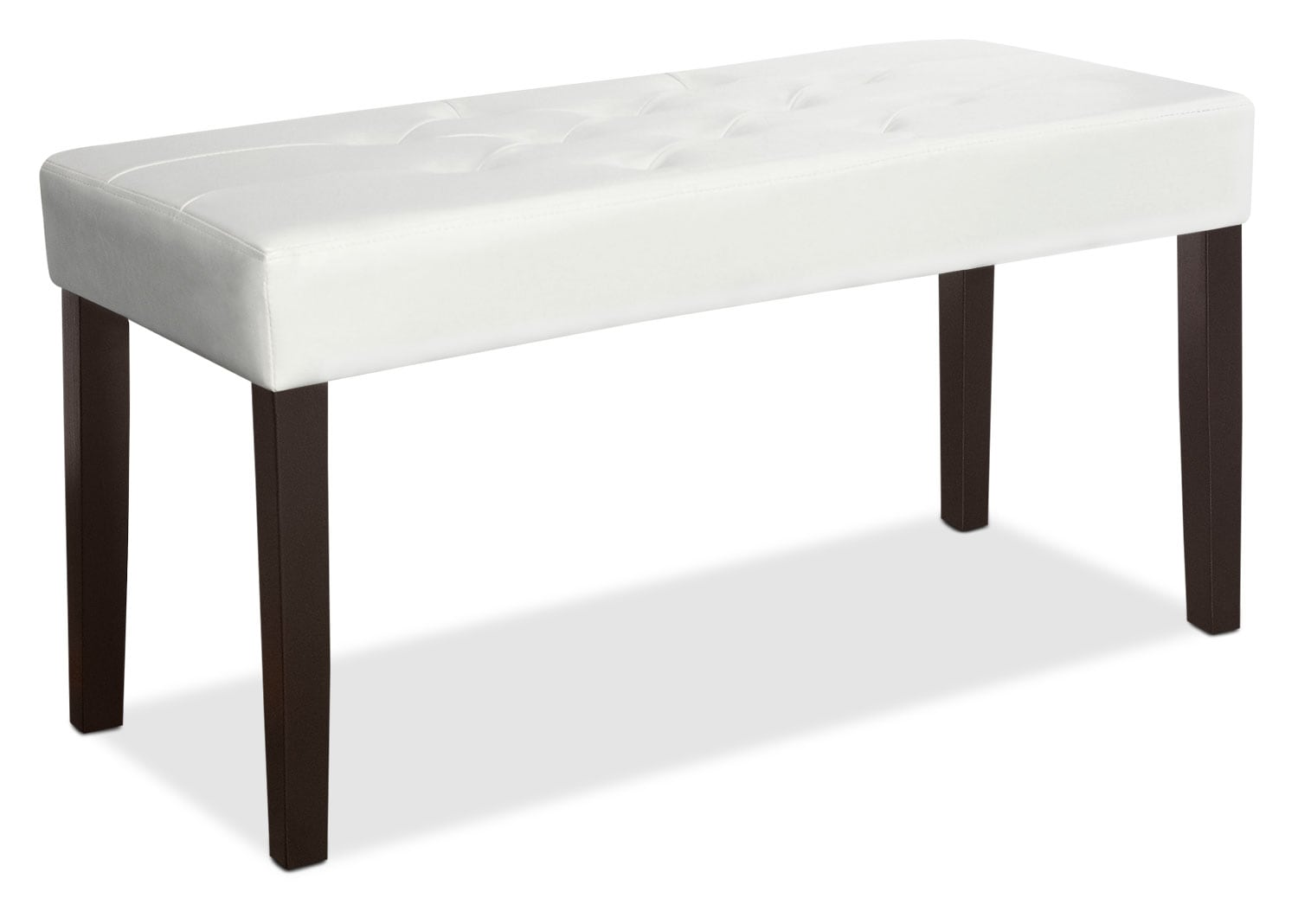 Accent and Occasional Furniture - Derby Bench – White