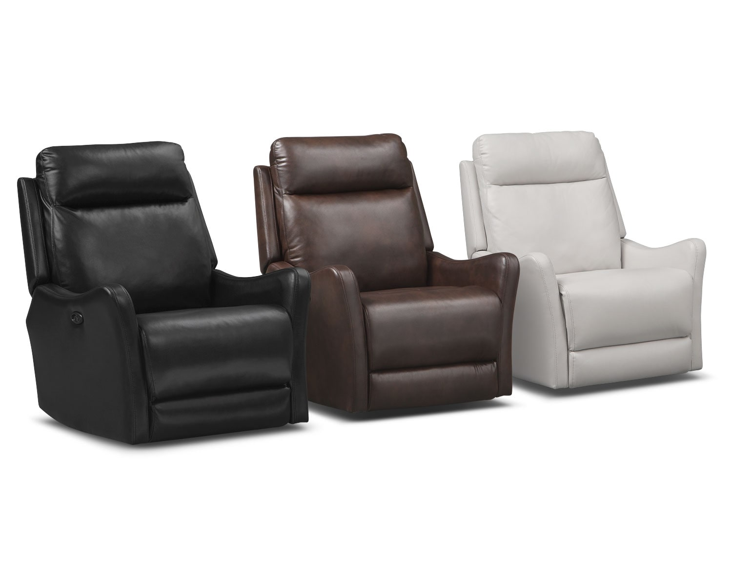 [The Enzo Power Recliner Collection]