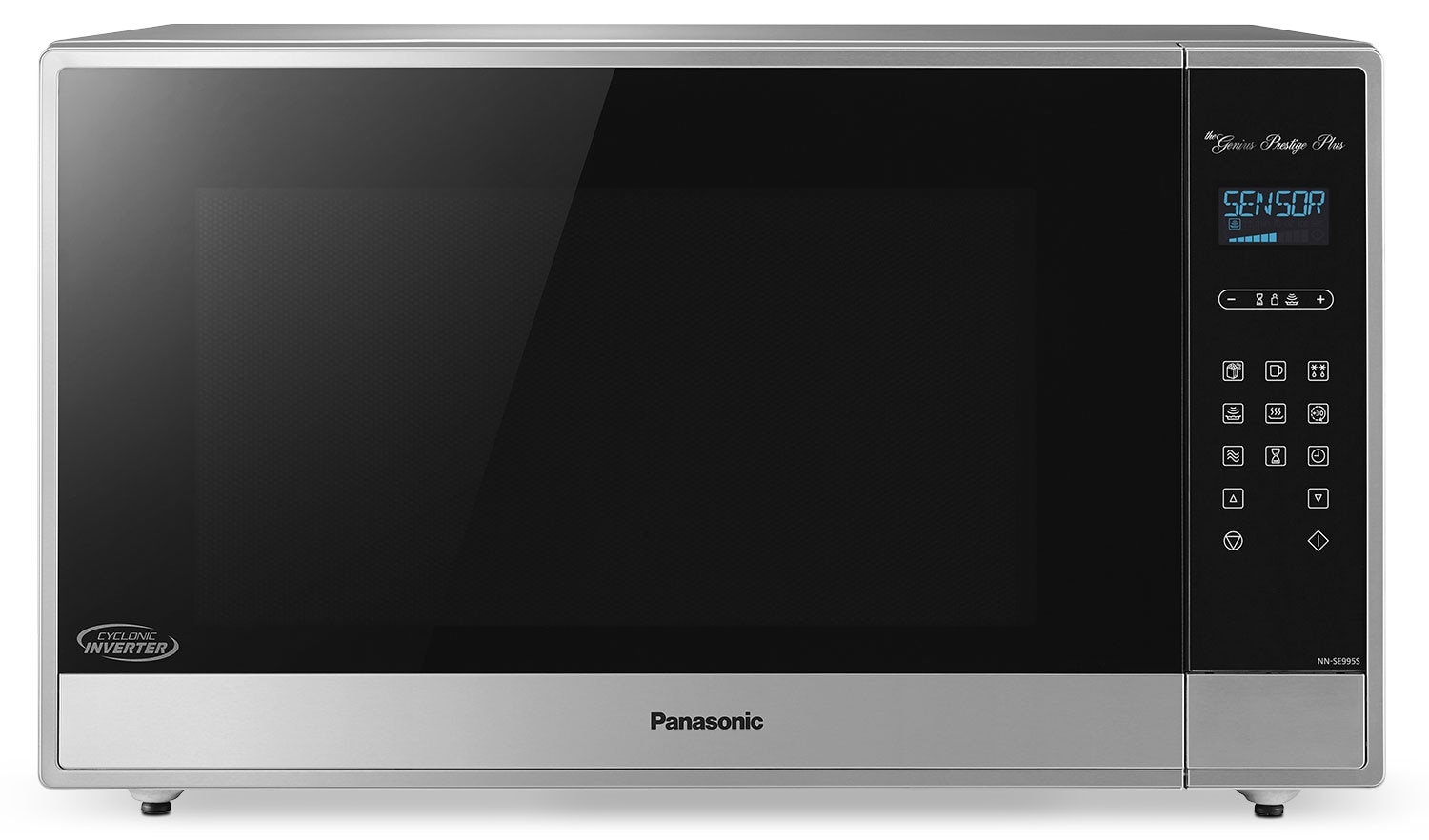 Panasonic 2.2 Cu. Ft. Countertop Microwave – NNSE995S