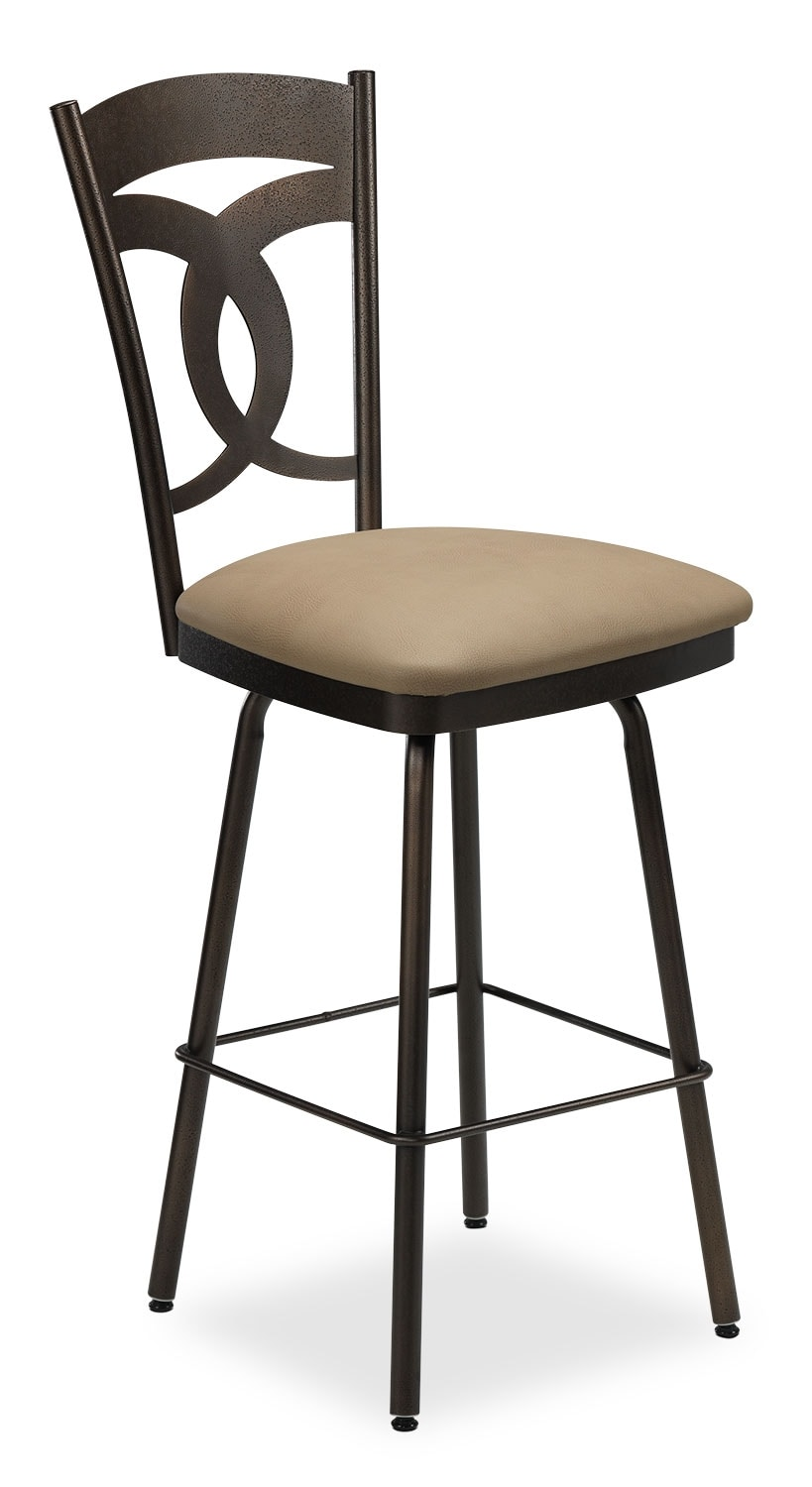 Casual Dining Room Furniture - Anais Swivel Stool
