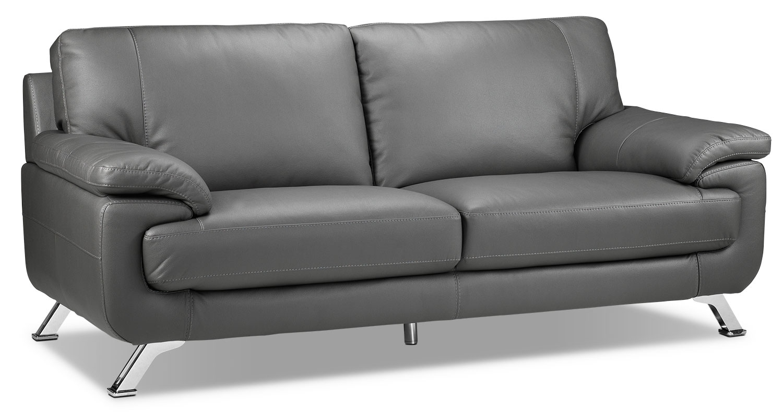 Living Room Furniture - Infinity Sofa - Grey