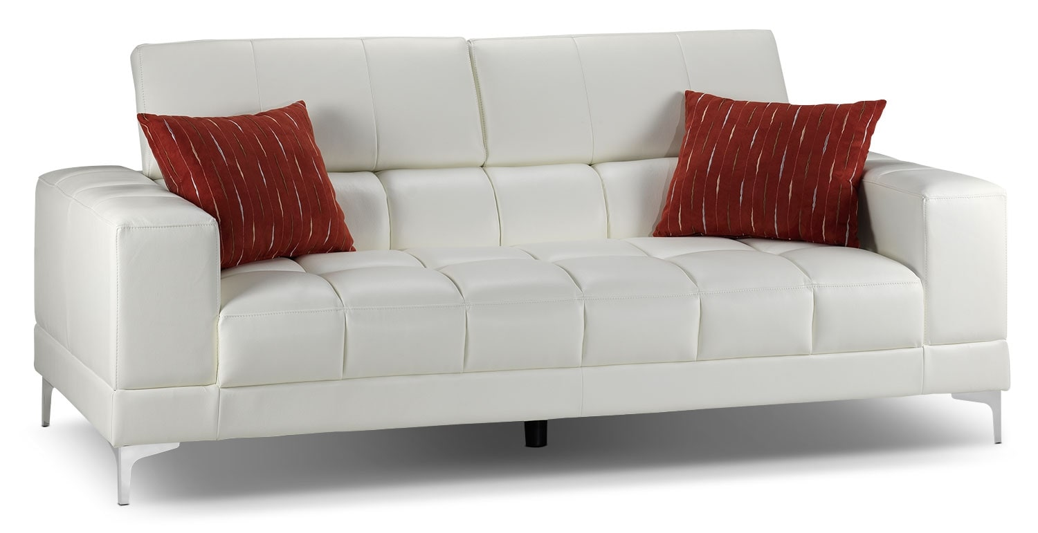 Bel-Air Sofa - White