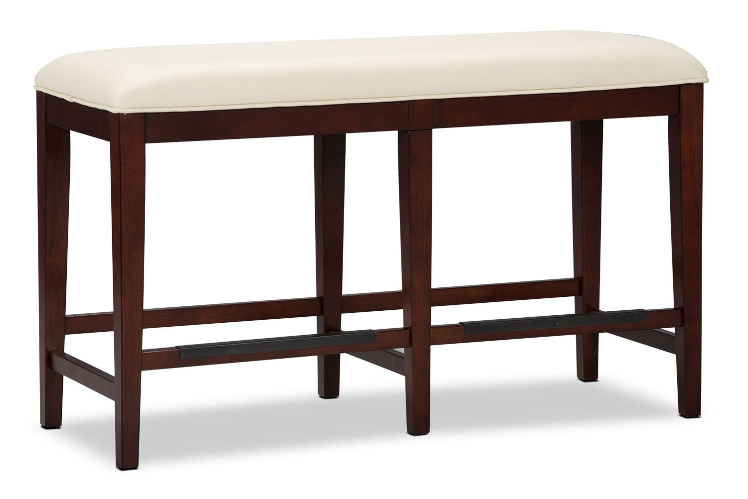 Counter Height Dining Bench : Dining Room Furniture - Zeno Counter-Height Dining Bench