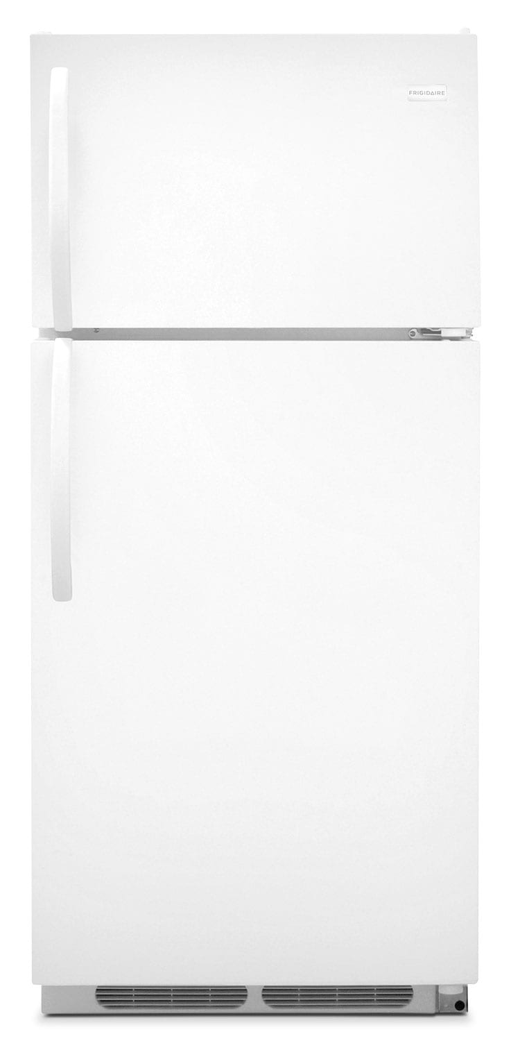 Refrigerators and Freezers - Frigidaire 16.3 Cu. Ft. Top-Freezer Refrigerator - FFTR1621RW