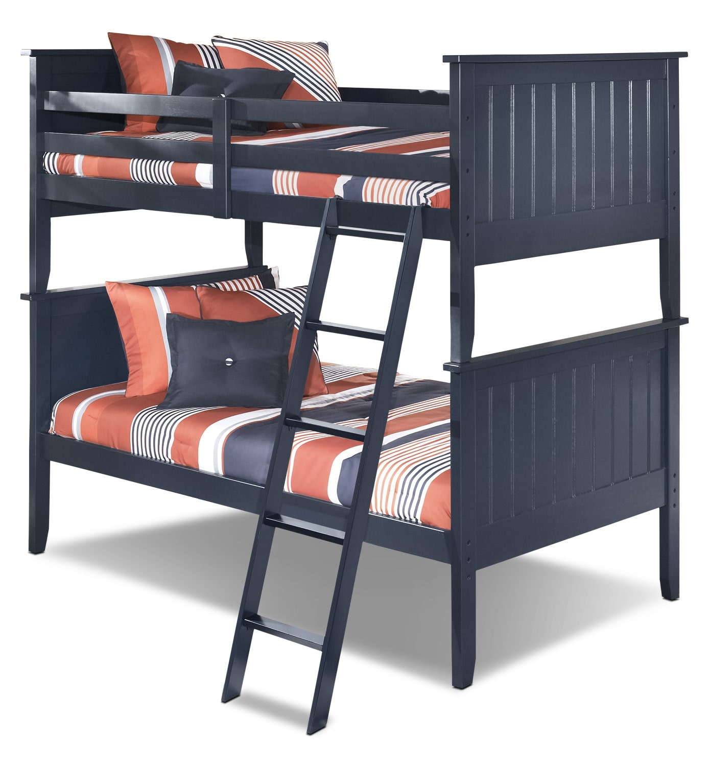 Kids Furniture - Leo Twin Bunk Bed