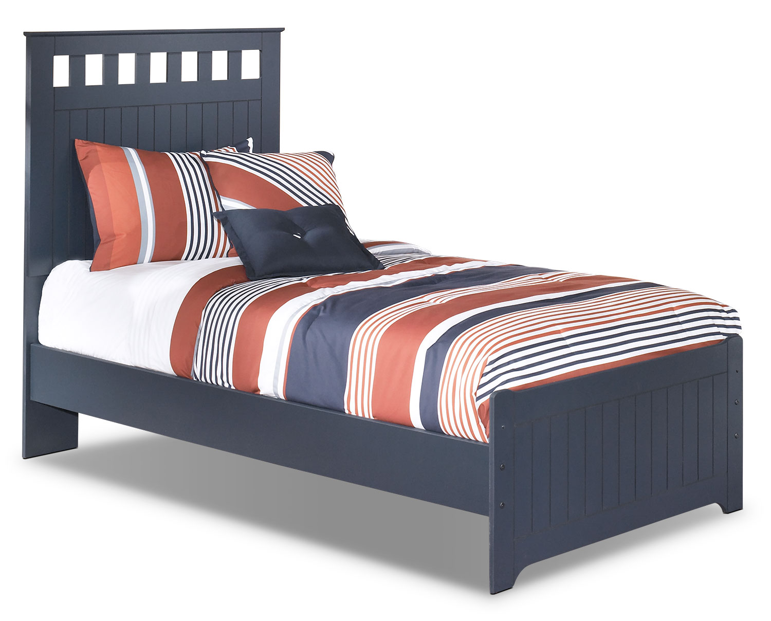 Kids Furniture - Leo Twin Panel Bed