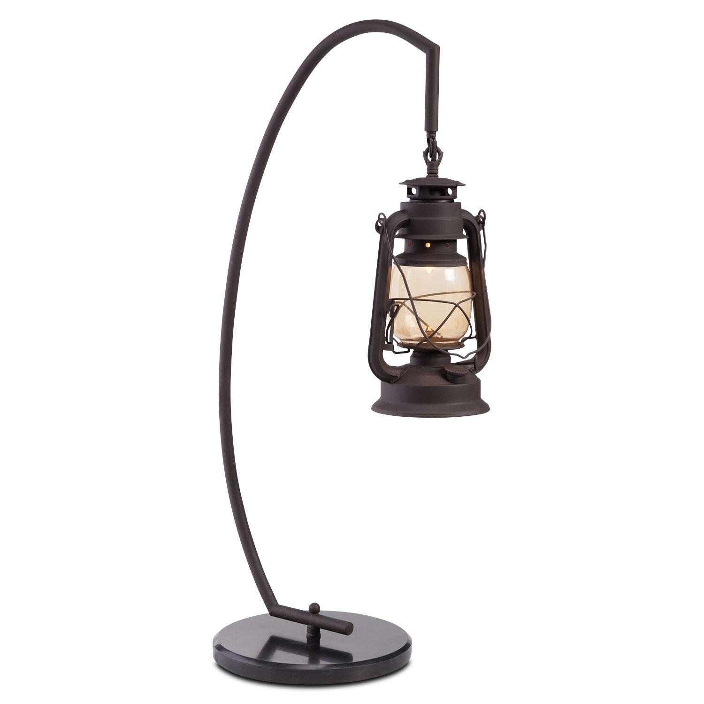 [Lantern Table Lamp]