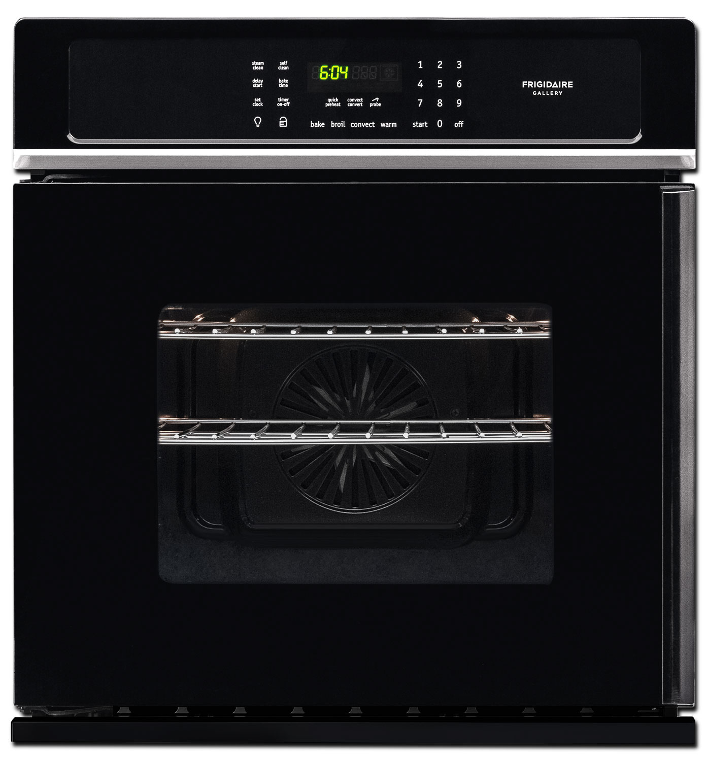 Cooking Products - Frigidaire Gallery 3.8 Cu. Ft. Single Wall Oven – FGEW276SPB
