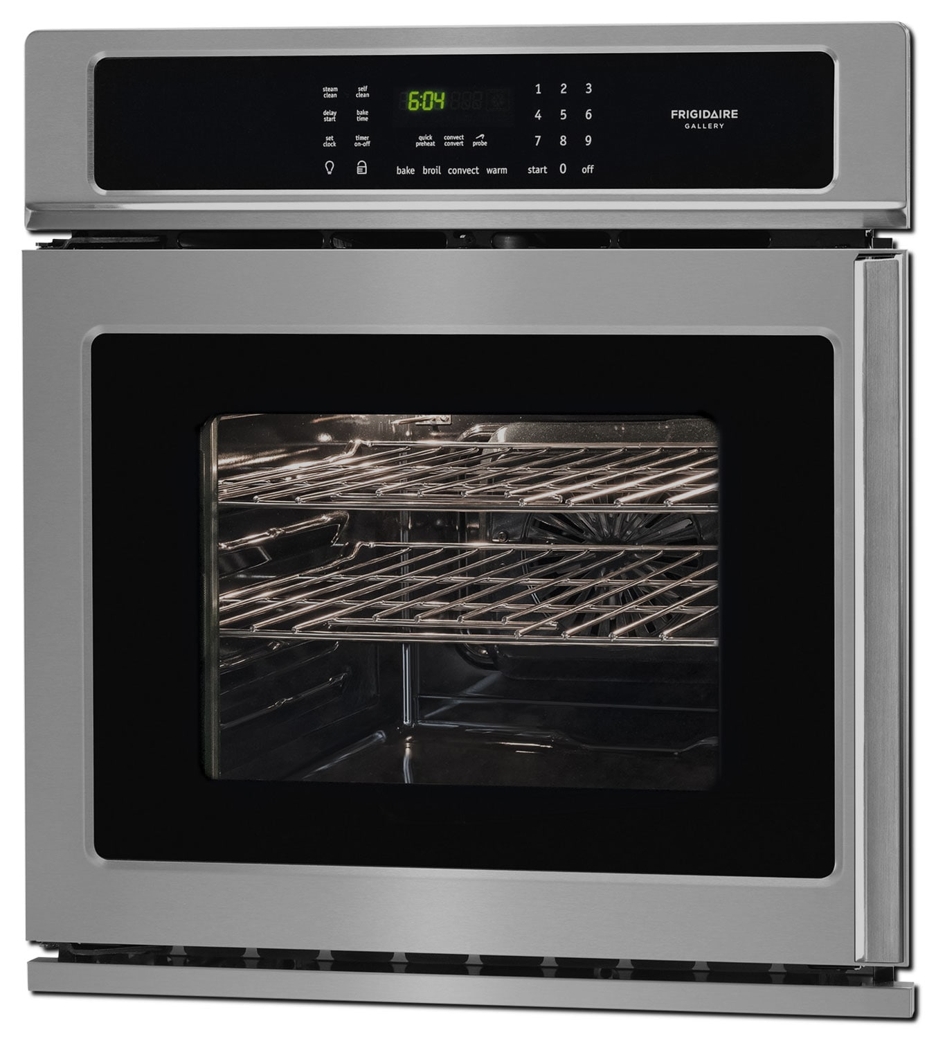 Cooking Products - Frigidaire Gallery 3.8 Cu. Ft. Single Wall Oven – FGEW276SPF