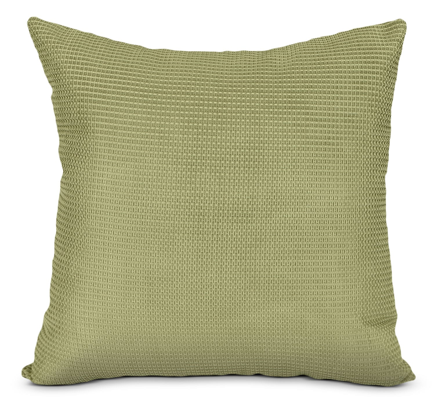 Accent and Occasional Furniture - Zip Accent Pillow – Green