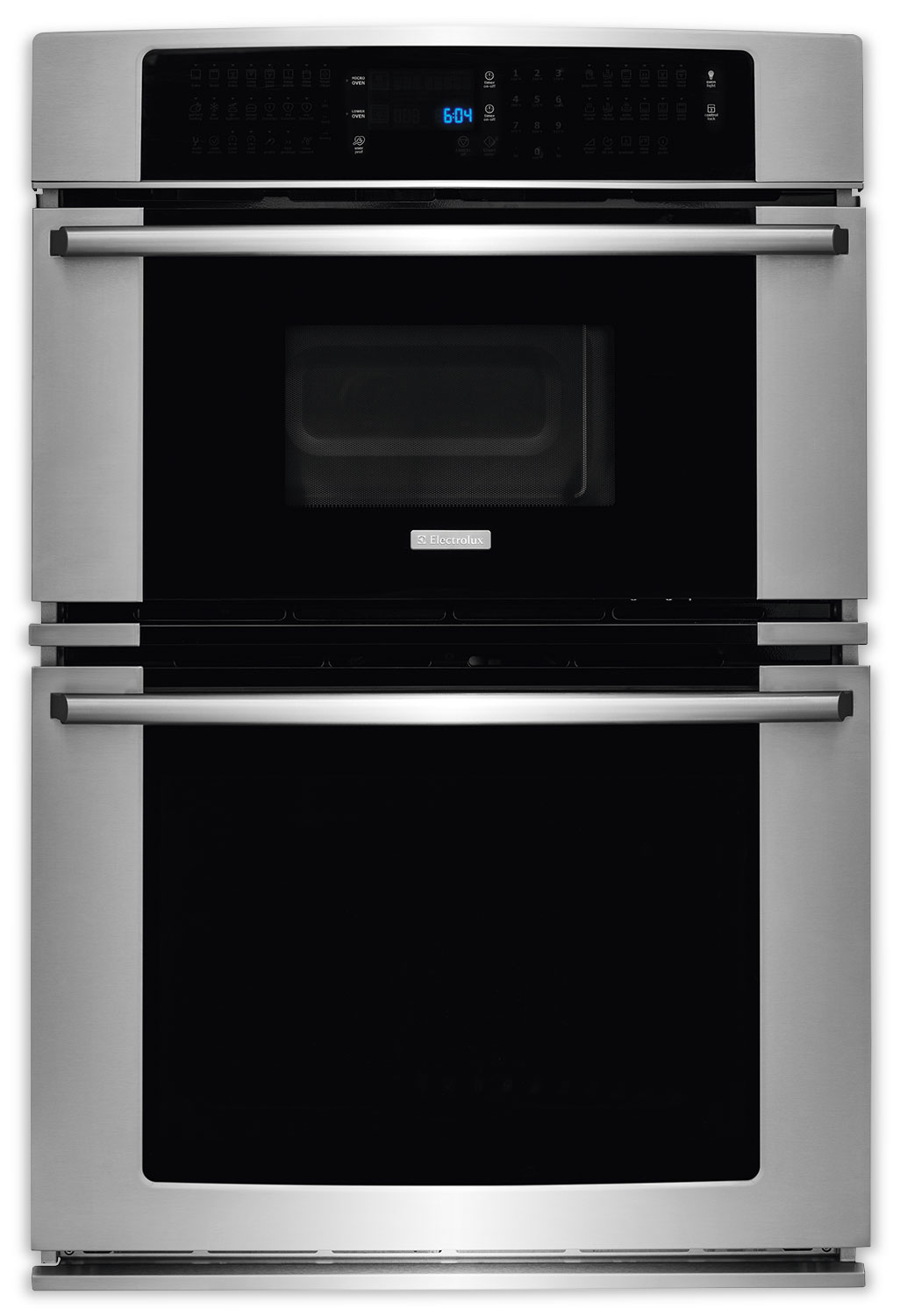 Cooking Products - Electrolux 4.8 Cu. Ft. Combination Wall Oven – EW30MC65PS