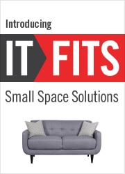 INTRODUCING IT FITS SMALL SPACE SOLUTIONS