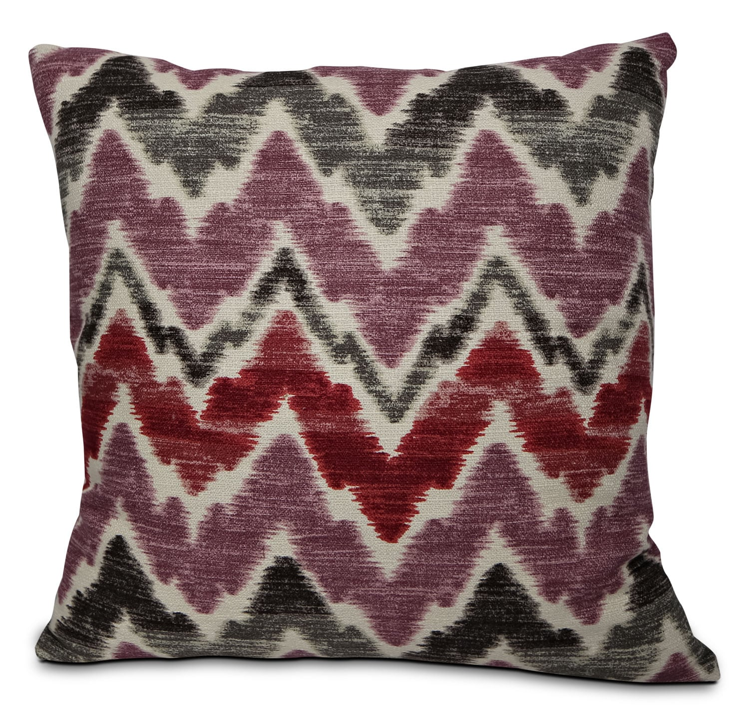Tierra Accent Pillow – Purple, Green and White