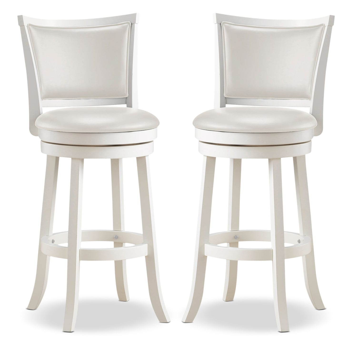 Dining Room Furniture - Woodgrove Bar-Height Dining Stool, Set of 2