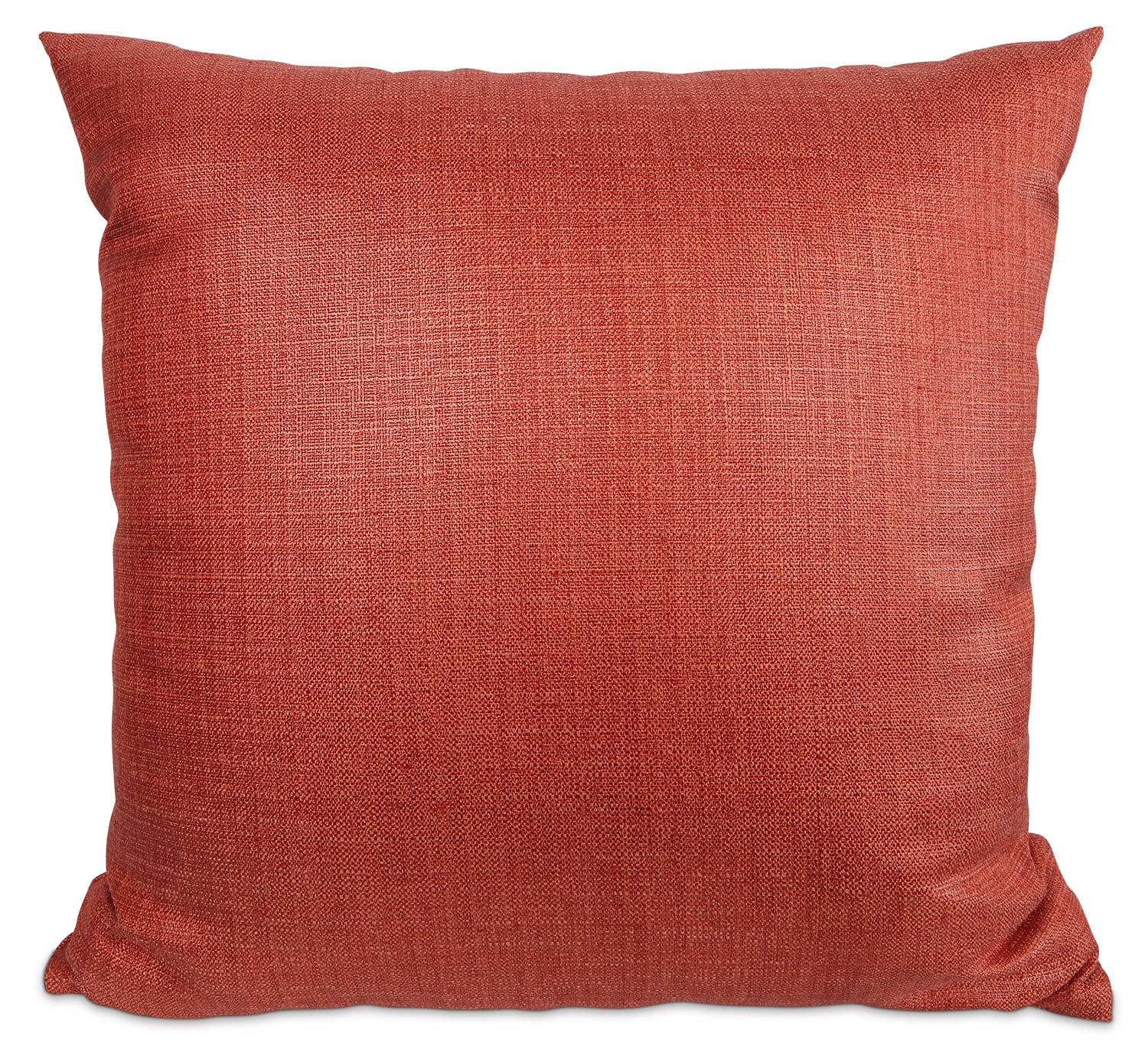 Sparta Accent Pillow – Tangerine
