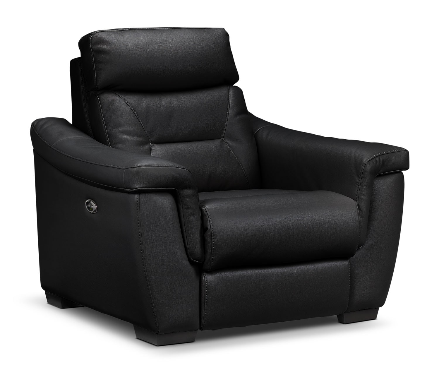 Ralston Power Recliner - Black