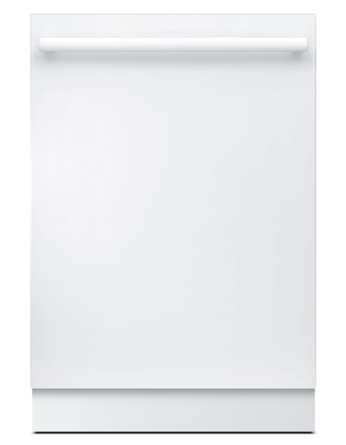 "Clean-Up - Bosch White 24"" Dishwasher - SHX5AV52UC"
