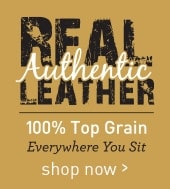 real authentic leather
