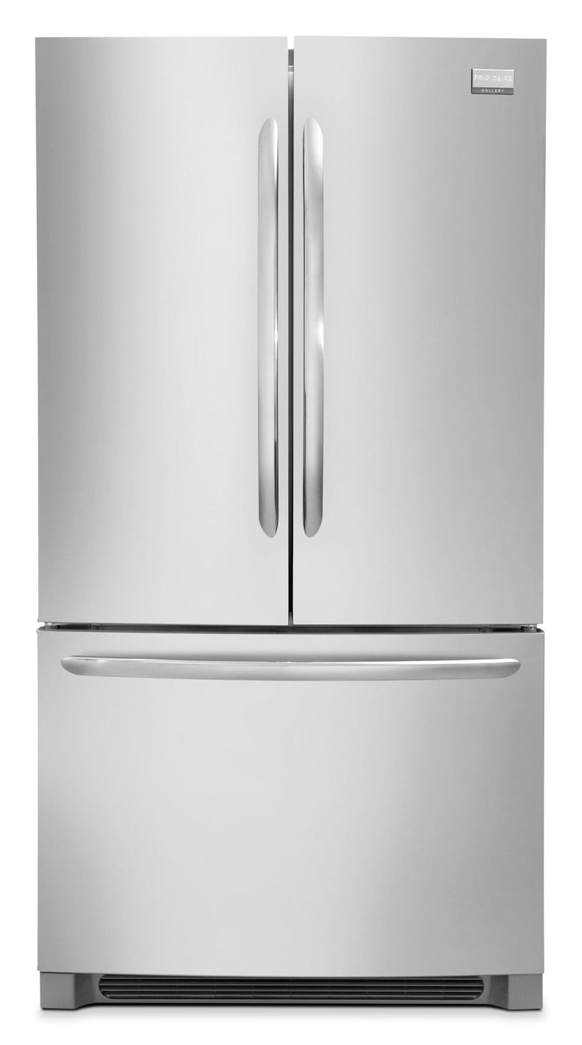 Refrigerators and Freezers - Frigidaire Gallery Stainless Steel French Door Refrigerator (27.6 Cu. Ft.) - FGHN2866PF