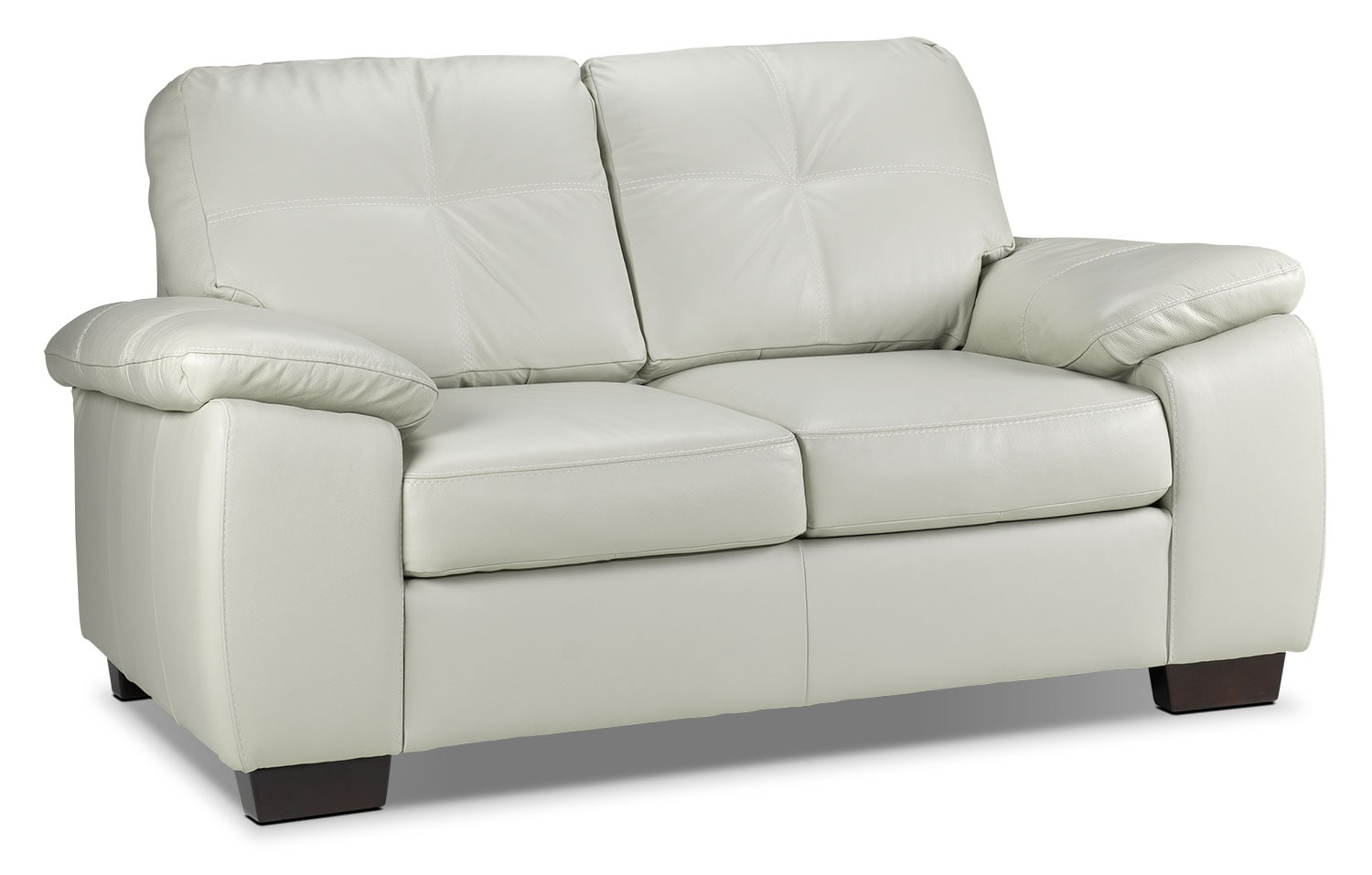 Naples Loveseat - Smoke