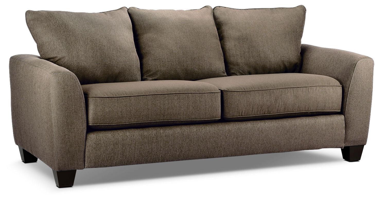 Heritage Sofa - Nutmeg