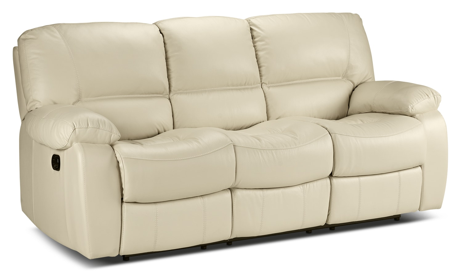Piermont Reclining Sofa - Bisque