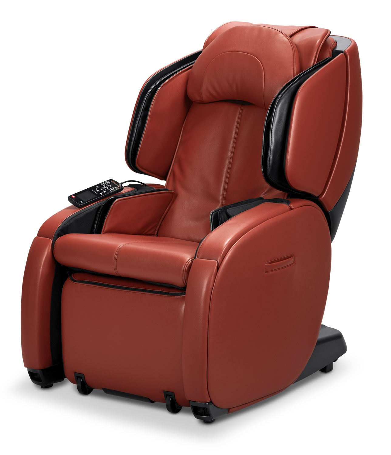 Fauteuil de massage AcuTouch(MD) 6.0 de Human Touch(MD) avec programme d'auto-immersion - rouge