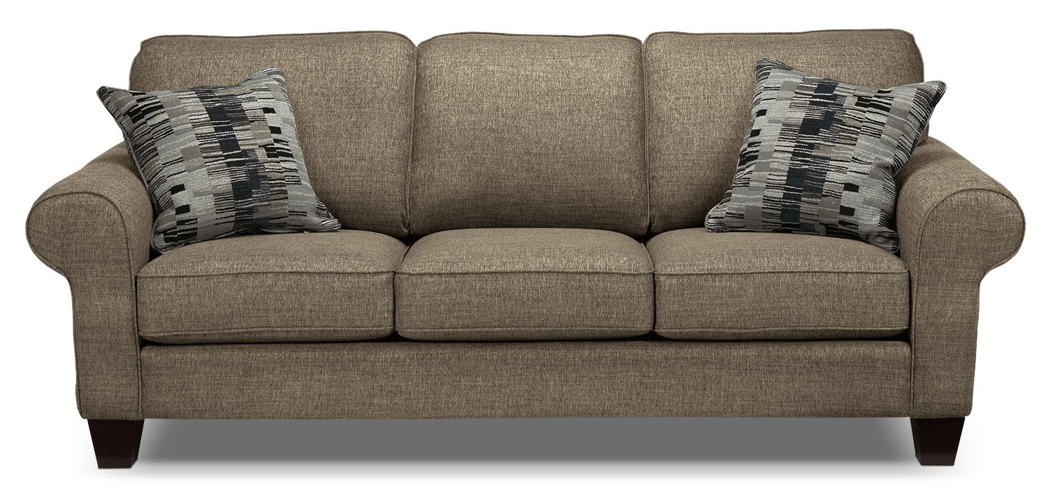 Drake Sofa - Mercury