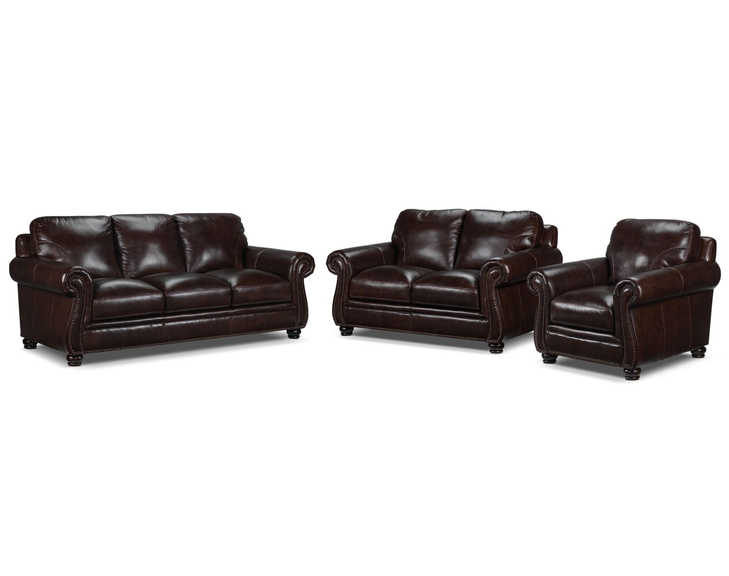 The Rafferty Collection - Walnut