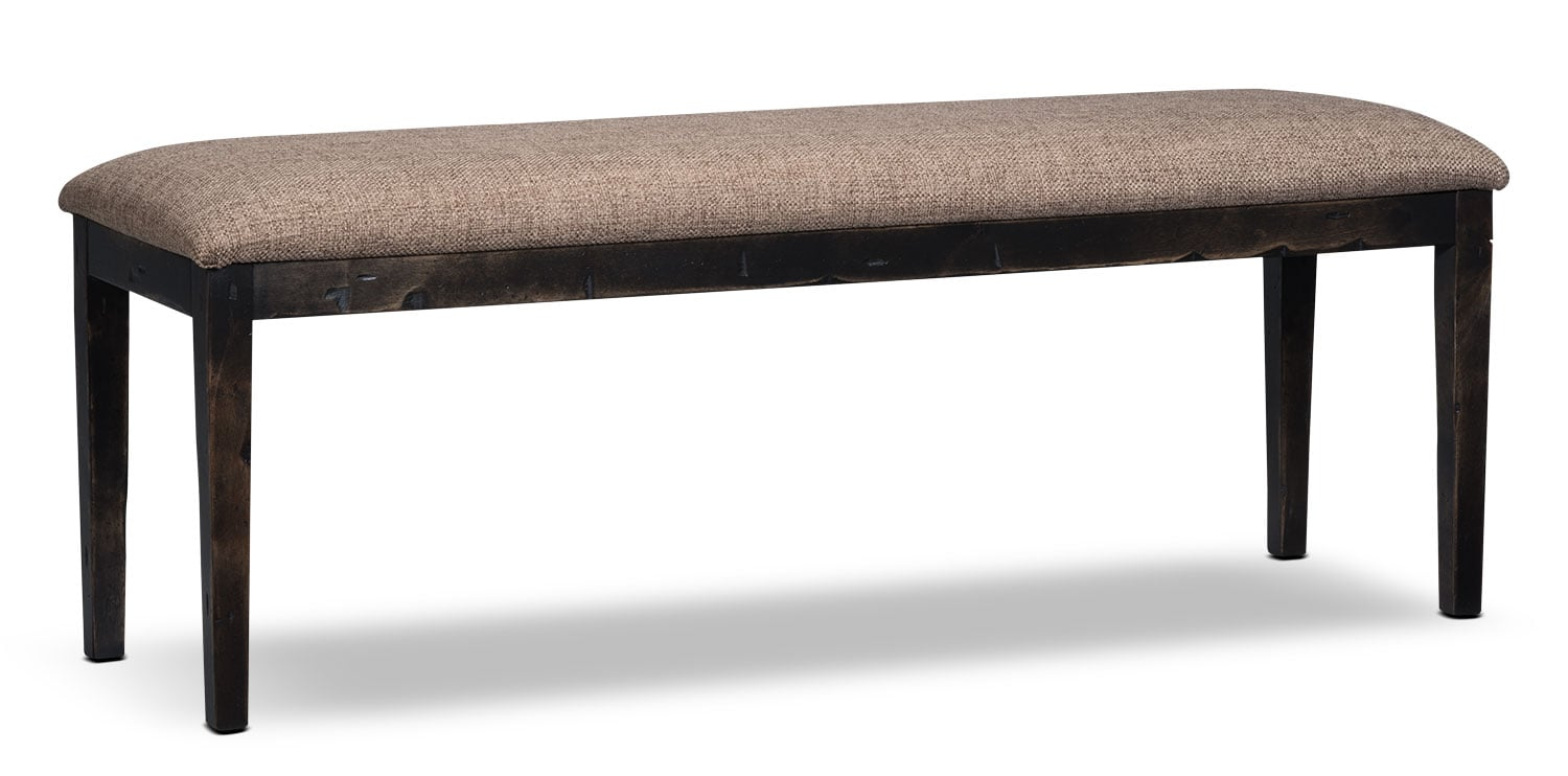 Bordeaux Dining Bench – Grey