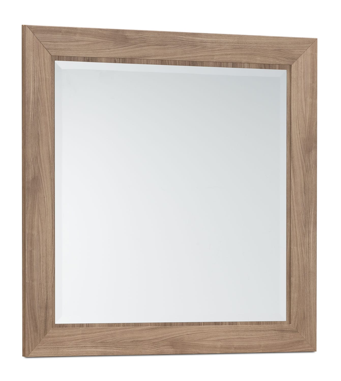 Bedroom Furniture - Yorkdale Light Mirror