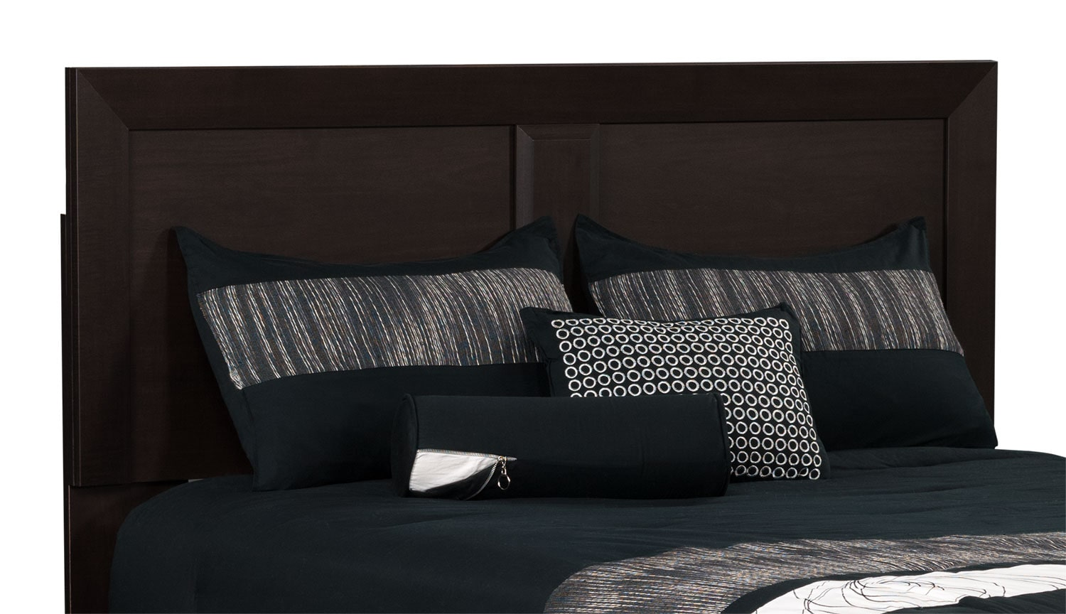 Yorkdale King Panel Headboard