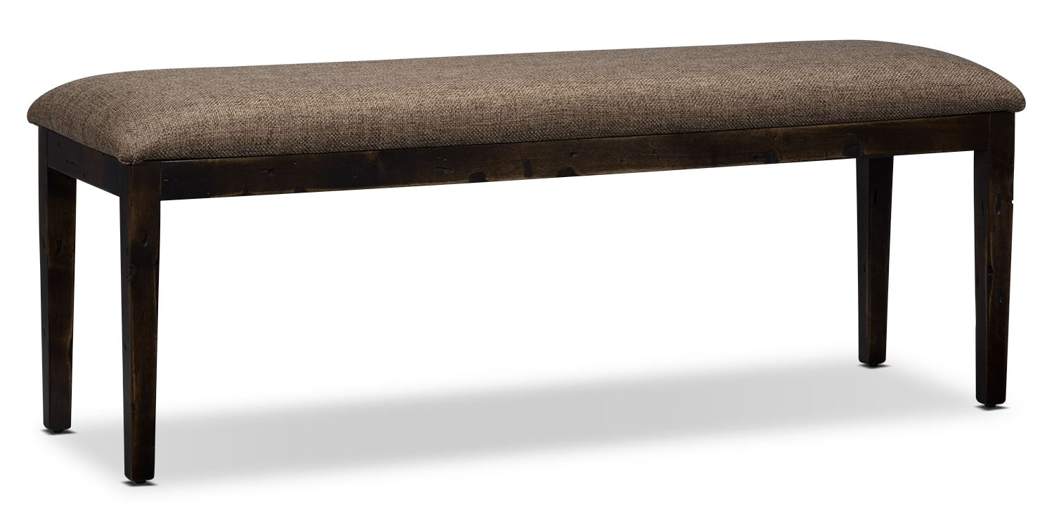 Dining Room Furniture - Bordeaux Dining Bench – Truffle