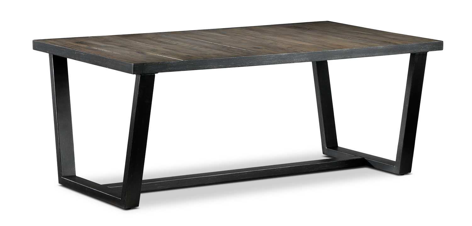 Accent and Occasional Furniture - Berkley Coffee Table - Walnut
