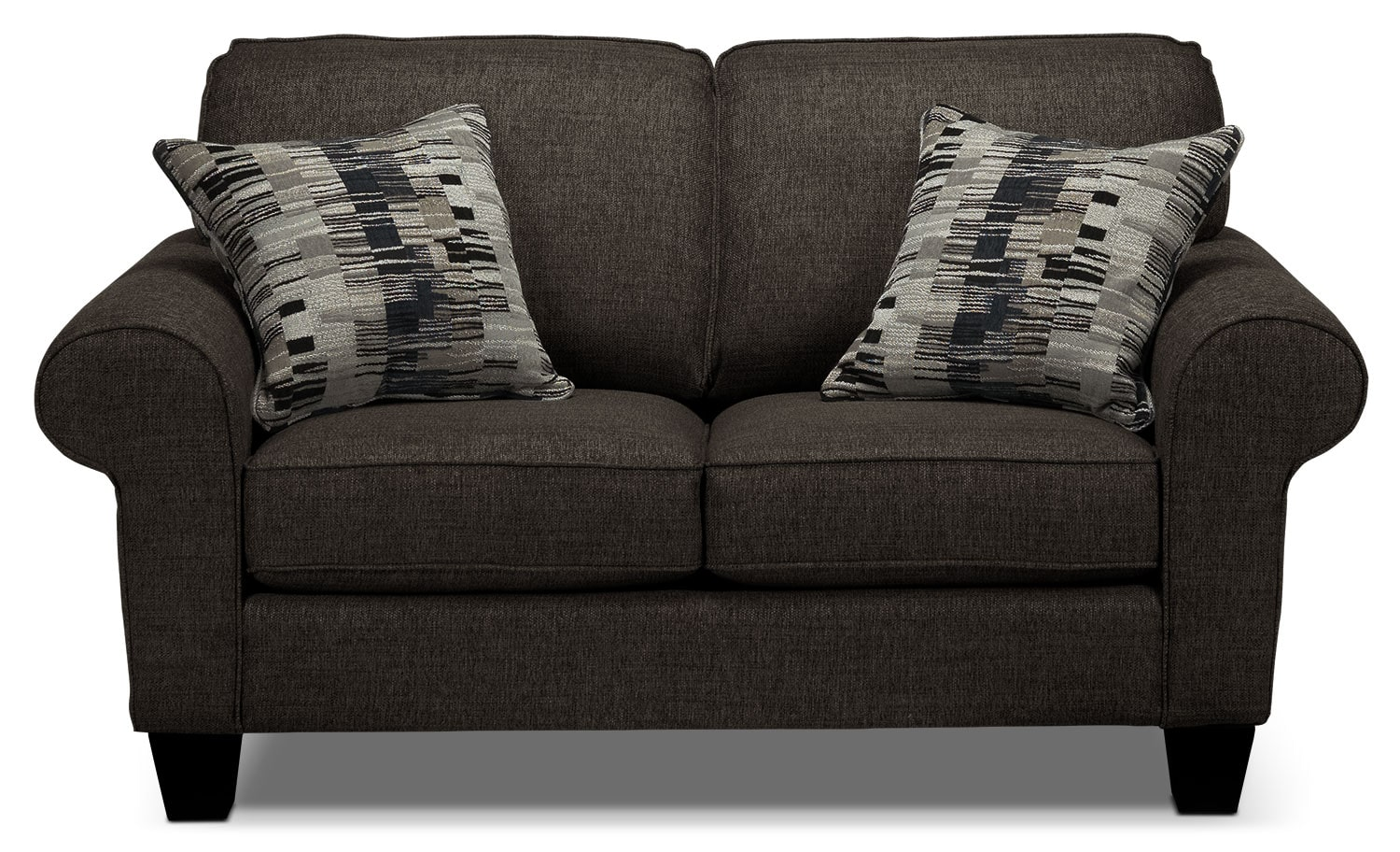 Drake Loveseat - Pewter