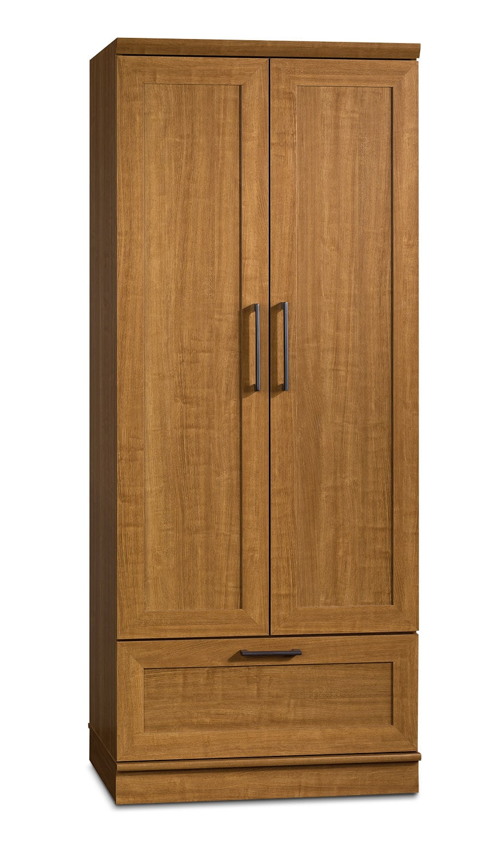 Franklin 29 wardrobe storage cabinet the brick for Inside wardrobe storage