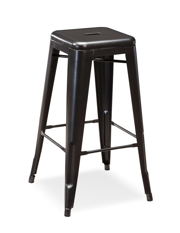 Dining Room Furniture - Pinnadel Stackable Bar-Height Stool