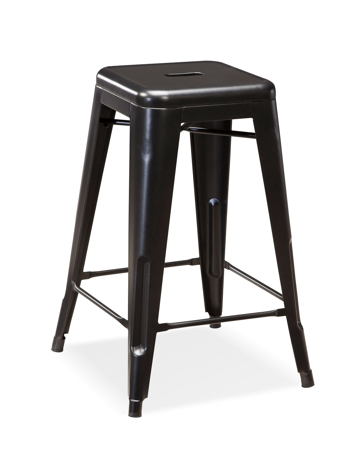Pinnadel Stackable Counter Height Stool The Brick