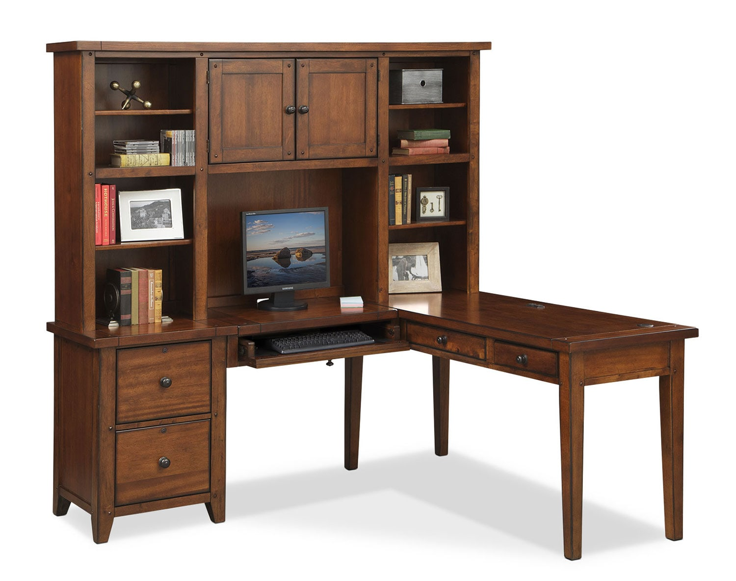 The Morgan Collection Brown Value City Furniture