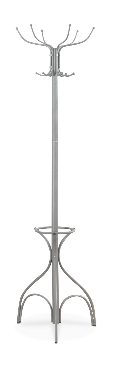 Accent and Occasional Furniture - Lumai Coat Rack – Silver